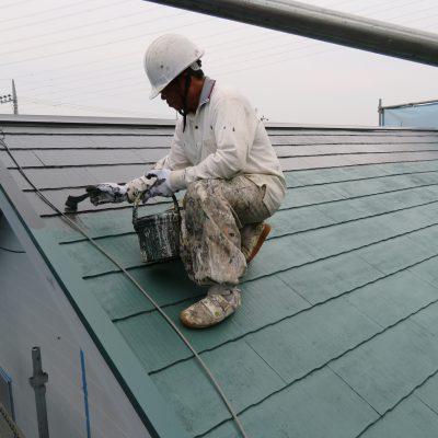 小山市 S様邸 外壁塗装工事! - リフォームnozawa - 野沢電気 - ブログ