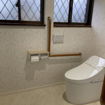 小山市内 T様宅 2つのトイレを1つにリフォーム ー nozawaのリフォーム - リフォームnozawa - 野沢電気 - ブログ